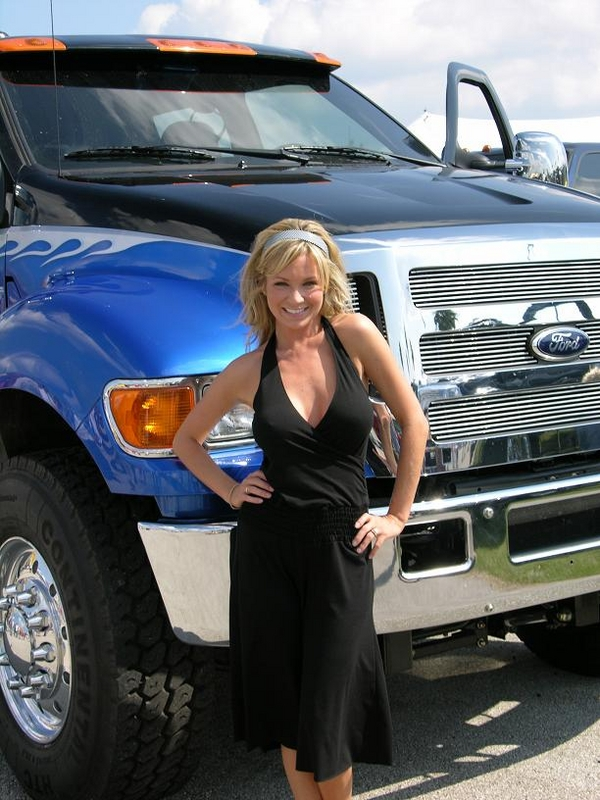 Mini Cooper Car >> Ford Babes - Muscle Car Babes