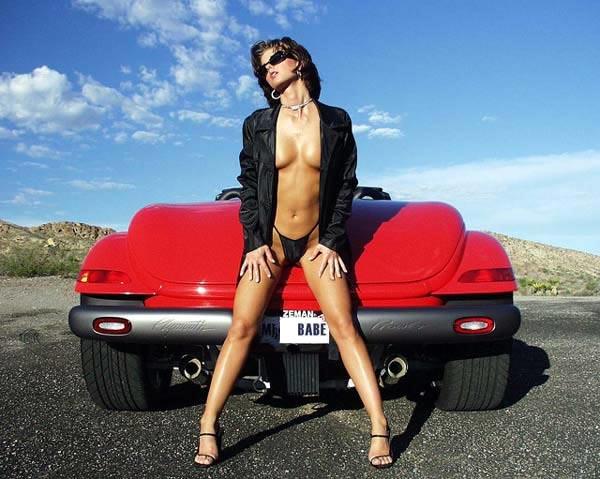 Mini Cooper BMW >> Mopar Gals - Muscle Car Babes